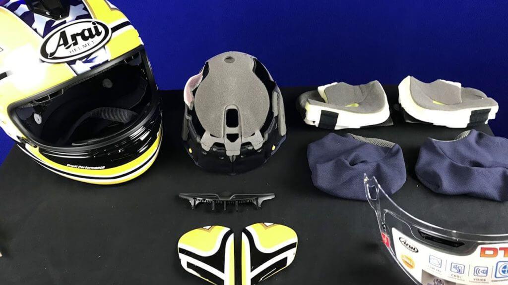 Clean Your Helmet