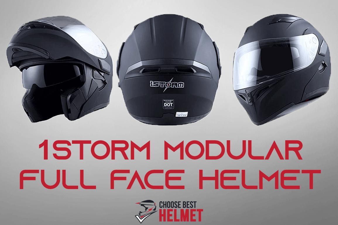1STORM MODULAR Helmet