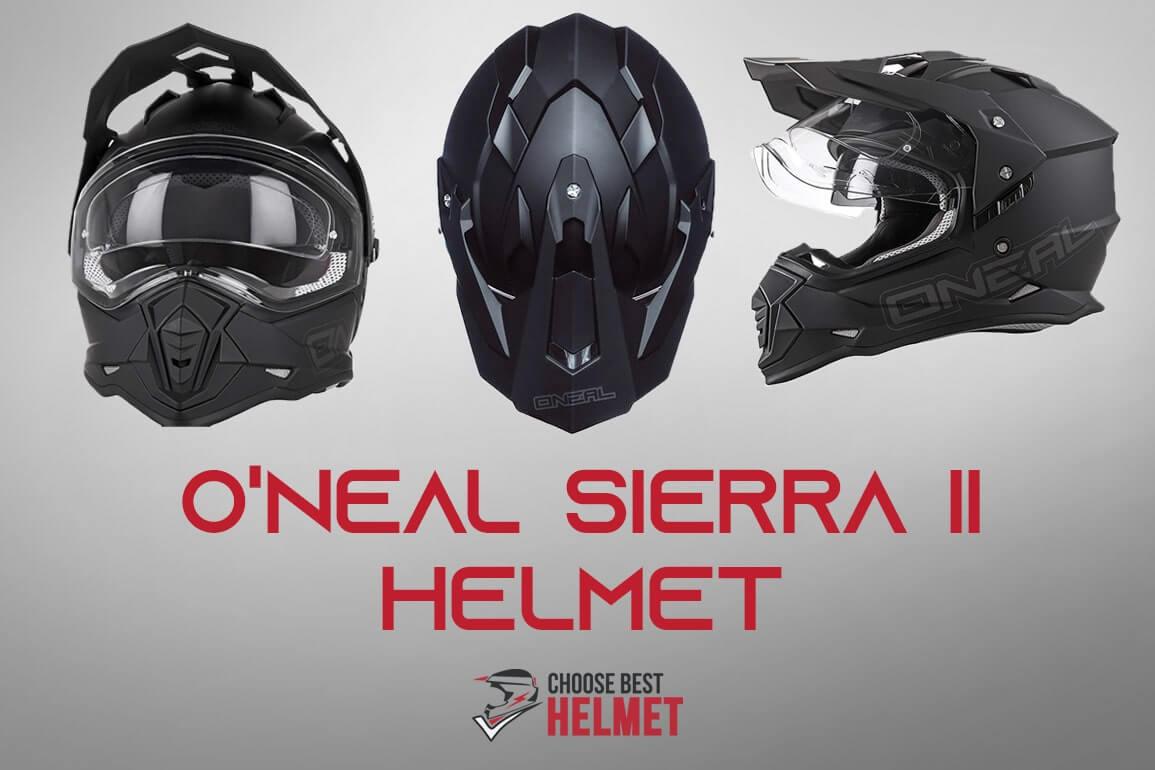 ONeal Sierra helmet