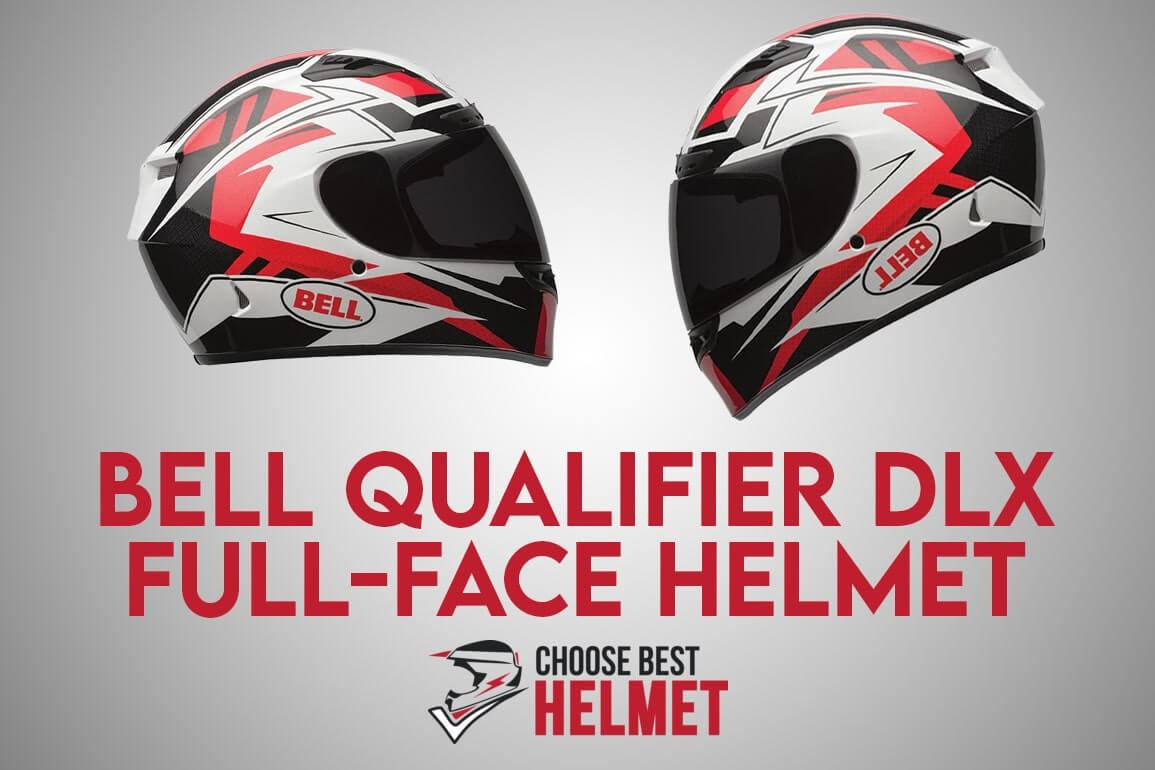 BELL Qualifier DLX Full-Face Helmet