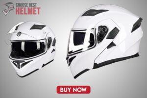 ILM Dual Visor Full Face Motorcycle Helmet